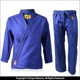 Blue Children's BJJ Gi